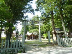 福住宿場町ホテルNIPPONIA_周辺観光2_住吉神社
